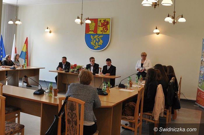 Gmina Świdnica: Młodzieżowa Rada w rocznicę wolnych wyborów