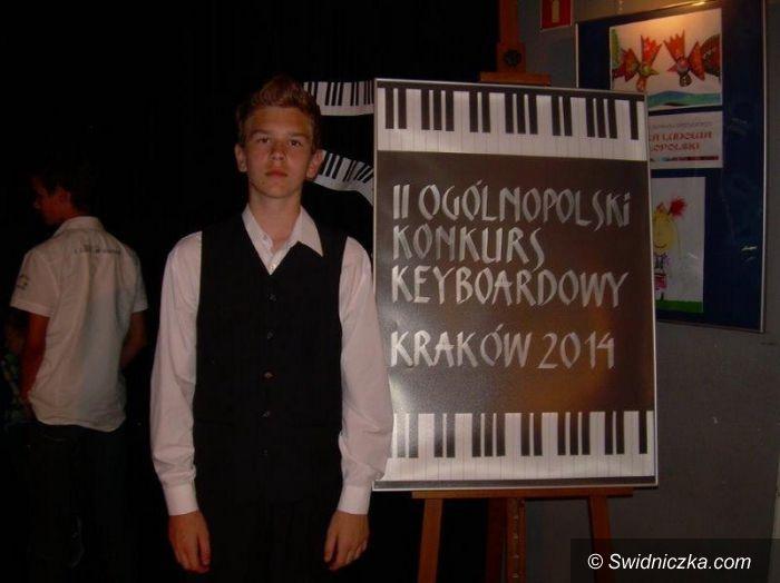 Kraków: Sukces Kuby z Dobromierza