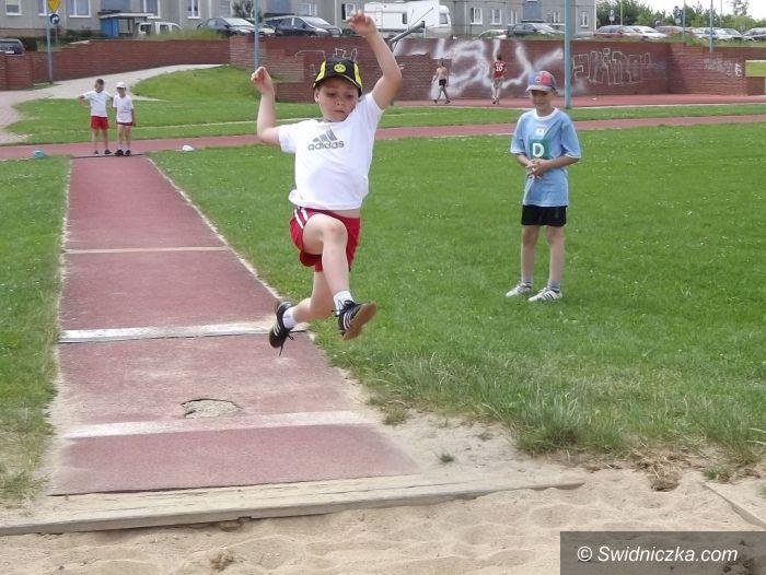 Świdnica: Słaba frekwencja wśród młodych lekkoatletów