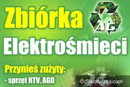 Świdnica: Kolejna zbiórka elektrośmieci w Świdnicy