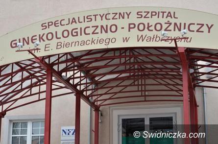 Wałbrzych: Wałbrzyski szpital ginekologiczno–położniczy najlepszy na Dolnym Śląsku