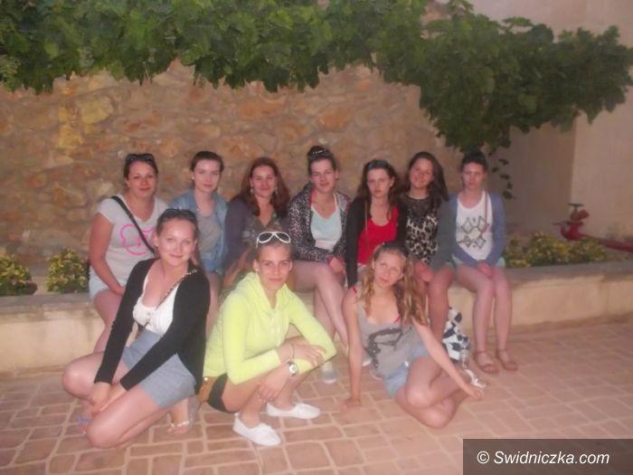 Świdnica/Malta: Kolejna grupa stażystów wyleciała na Maltę