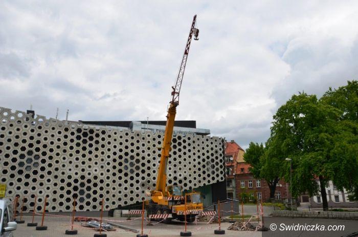 Strzegom: SCK wkrótce z nowym dachem