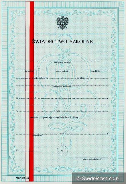 "Świdnica: Galeria Świdnicka nagradza za ""pasek"""