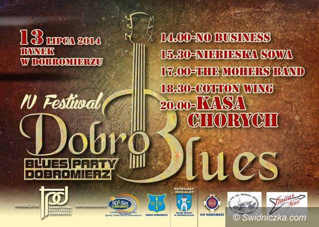 Dobromierz: Święto bluesa w Dobromierzu