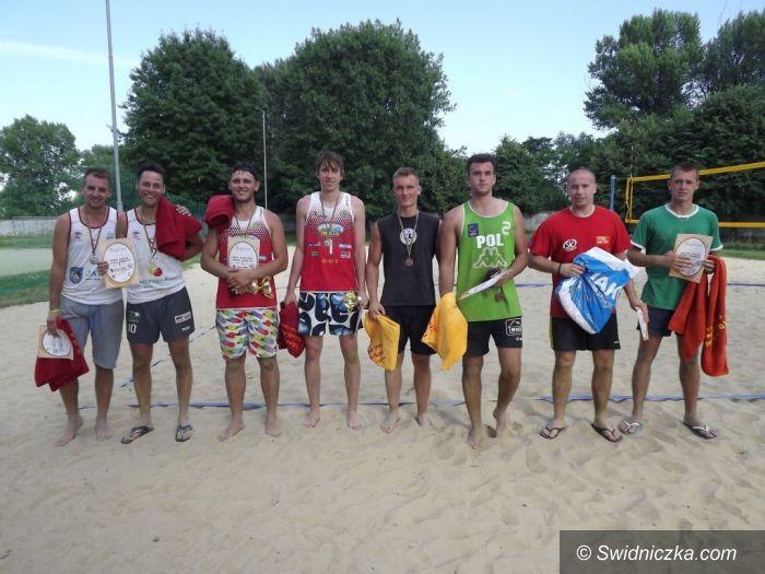 Świdnica: I Turniej Siatkówki Plażowej za nami