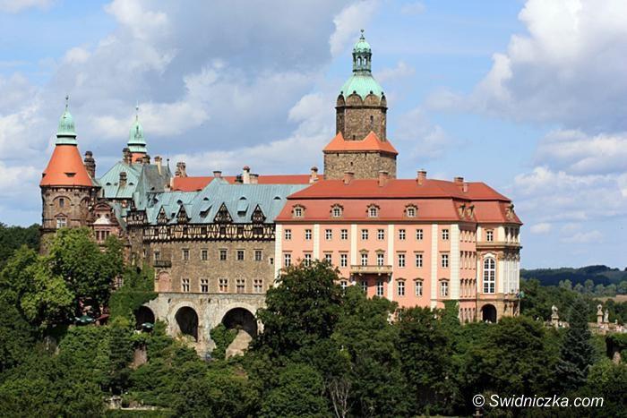Wałbrzych: Prace remontowe w Książu