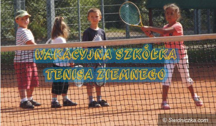"""Świdnica: Rusza """"Wakacyjna szkółka tenisa ziemnego"""""""