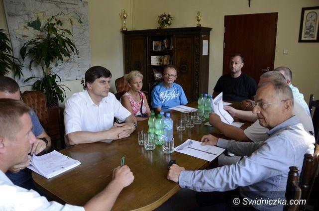 Żarów: Konsultacje społeczne: co z ulicą Dworcową?