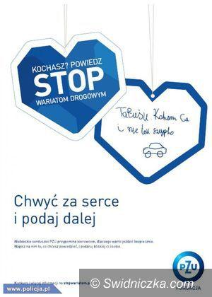 Świdnica/Kraj: Kochasz? STOP Wariatom Drogowym