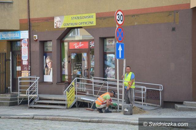 Strzegom: Dąbrowskiego będzie przejezdna