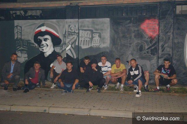 Strzegom: Mural Powstania Warszawskiego gotowy