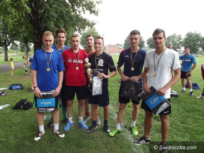Świdnica: Turniej Drużyn Podwórkowych – wyniki