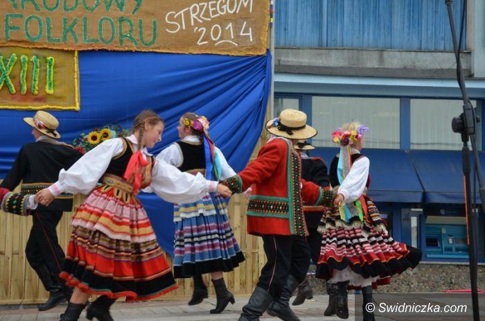 Strzegom: Rozpoczął się XXIII Międzynarodowy Festiwal Folkloru