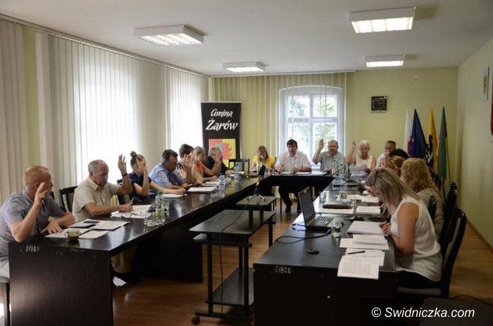 Żarów: Dwie nowe ulice w Żarowie