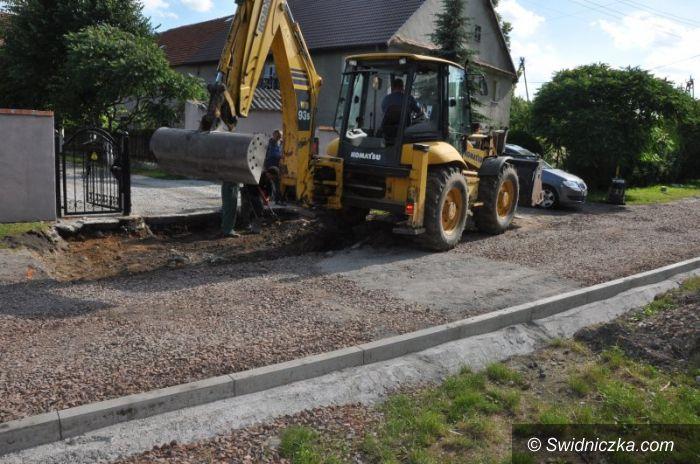 Gmina Świdnica: Kolejne 520 tysięcy złotych na odbudowę powodziowych zniszczeń