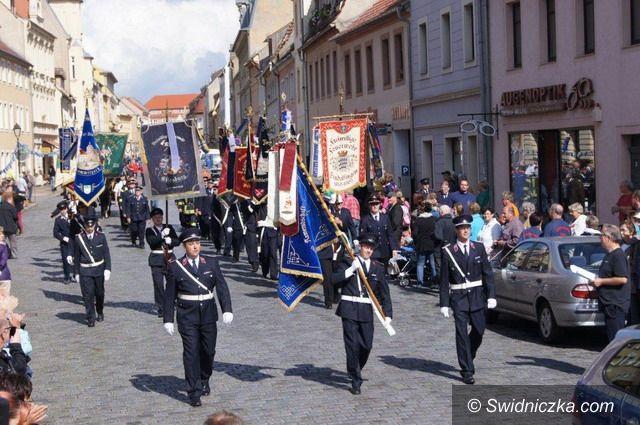 Torgau: Wielka gala strażacka w Torgau