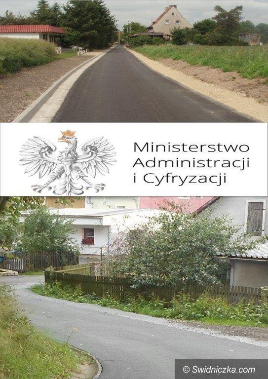 Pietrzyków: Gmina dba o drogi