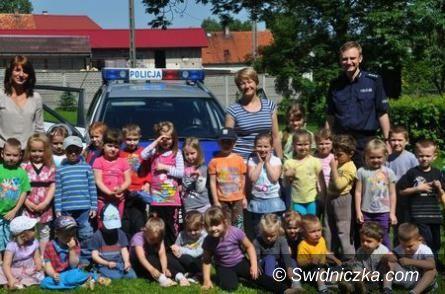 Świdnica: Bezpieczna droga do szkoły
