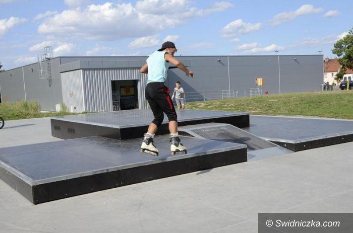 Żarów: Skatepark już w rękach młodzieży!