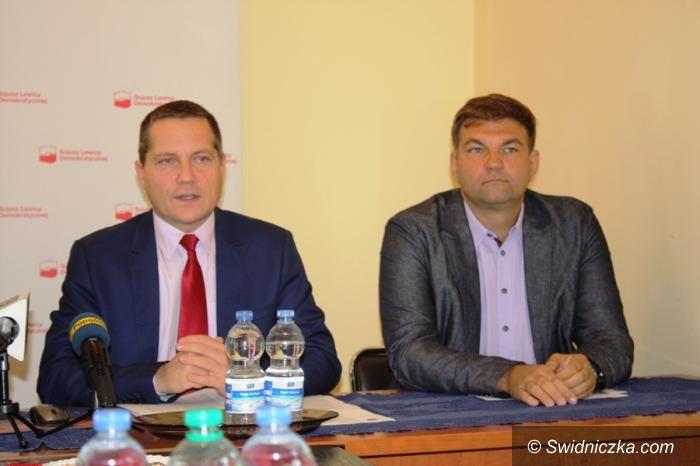 Wałbrzych: SLD domaga się likwidacji straży miejskiej w Wałbrzychu