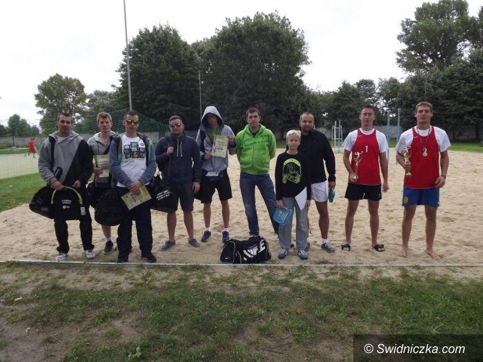 Świdnica: Siatkarski turniej na zakończenie wakacji