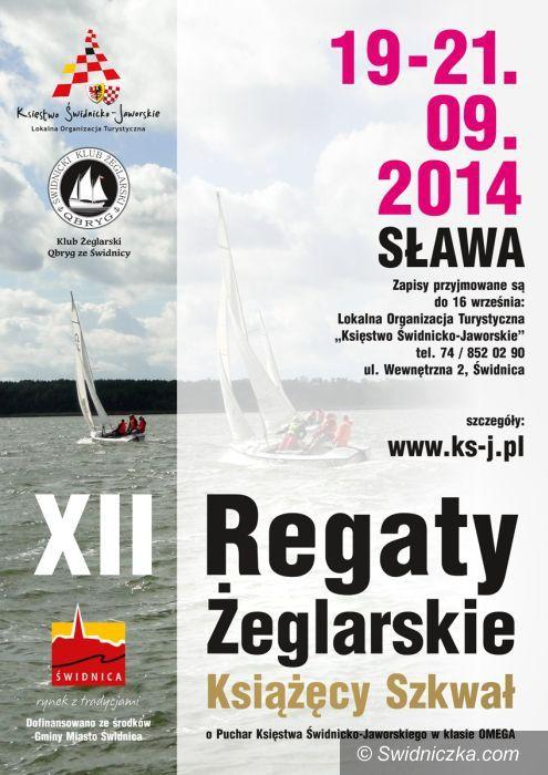 """Sława: XII Regaty """"Książęcy Szkwał 2014"""""""