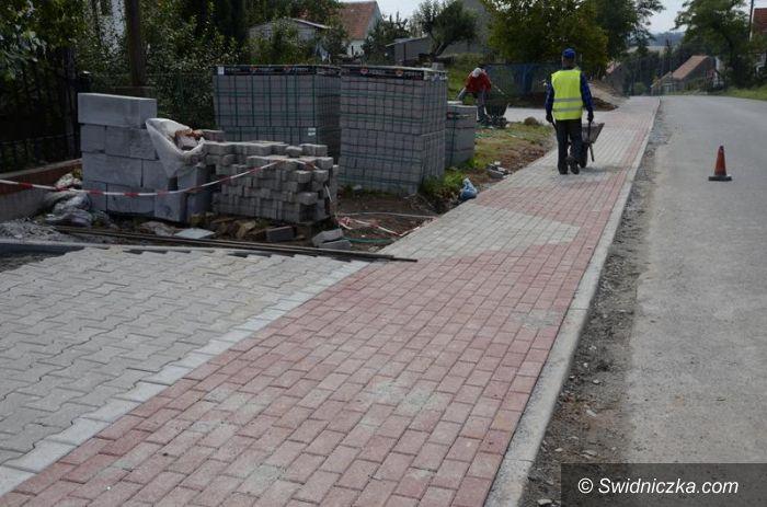 Żarów: Bezpieczniej dla pieszych