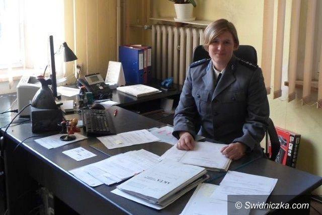 Dobromierz: Zmiany w dobromierskiej policji