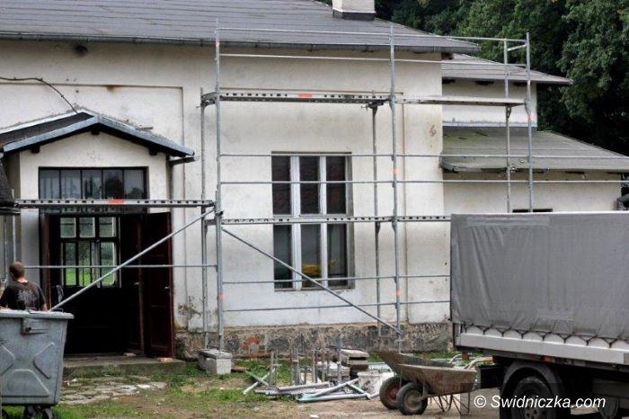 Gniewków: Remont świetlicy w Gniewkowie