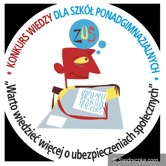 Region: Rusza ogólnopolski konkurs wiedzy o ubezpieczeniach społecznych  dla szkół ponadgimnazjalnych