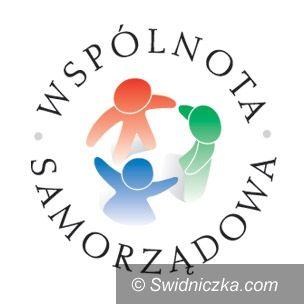 Świdnica: Wspólnota Samorządowa gotowa do wyborów w powiecie świdnickim