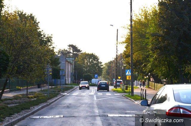 Strzegom: Zmiana organizacji ruchu na ulicy Mickiewicza w Strzegomiu