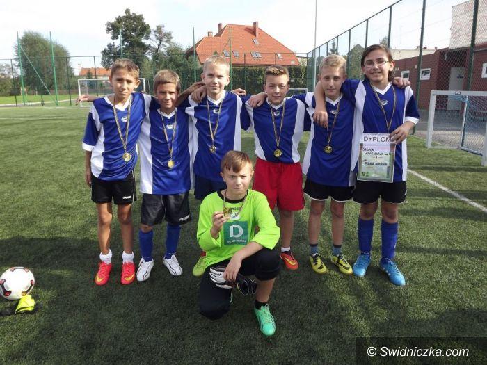 Świdnica: Turniej piłkarski: Czwórka tuż przed szóstką