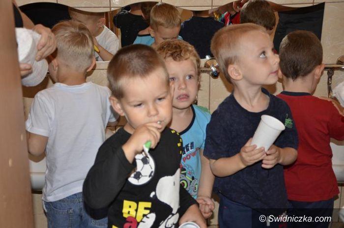 Żarów: Przedszkolaki w Księdze Guinessa!