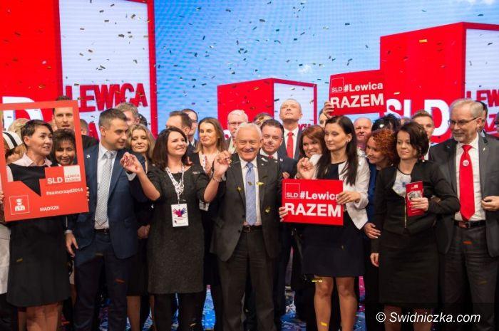 Warszawa: Lewica wystartowała