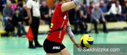 III-liga siatkarek: II–liga siatkarek: Porażka MKS–u Świdnica w trzech setach