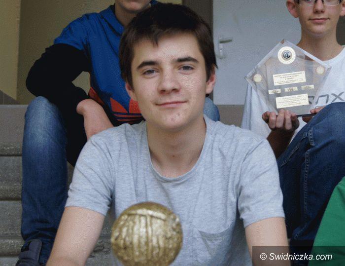 Świdnica: Nagrodzony za wybitne osiągnięcia