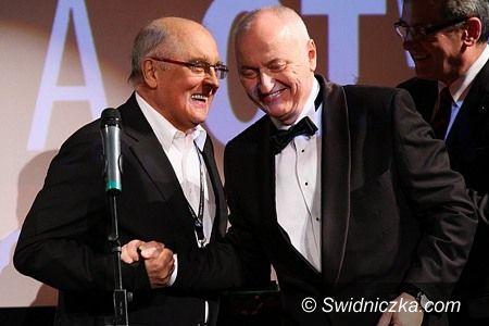Świdnica: Dyrektor Festiwalu Reżyserii Filmowej nagrodzony