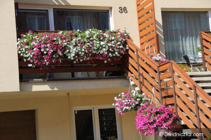 Świebodzice: Najpiękniejsze okna, balkony i posesje wybrane