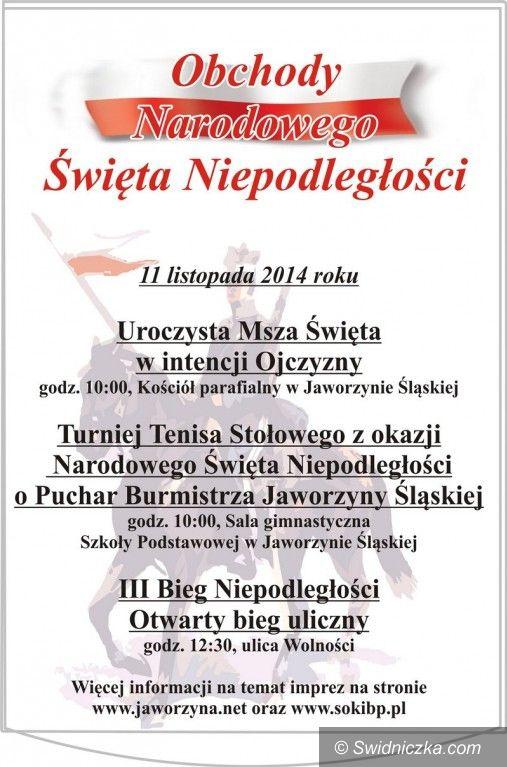 Jaworzyna Śląska: 11 listopada – obchody w gminie Jaworzyna Śląska