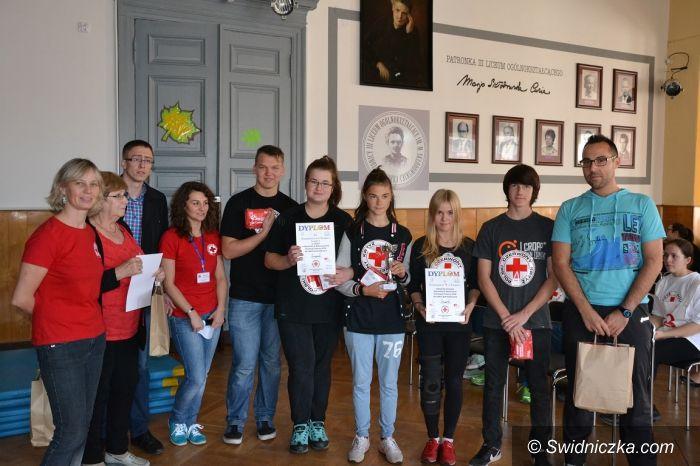 Świdnica: Mistrzostwa Pierwszej Pomocy PCK w Świdnicy
