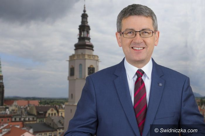 Świdnica: Stanowisko Wojciecha Murdzka w sprawie współpracy ze stowarzyszeniem Świdnickie Forum Rozwoju