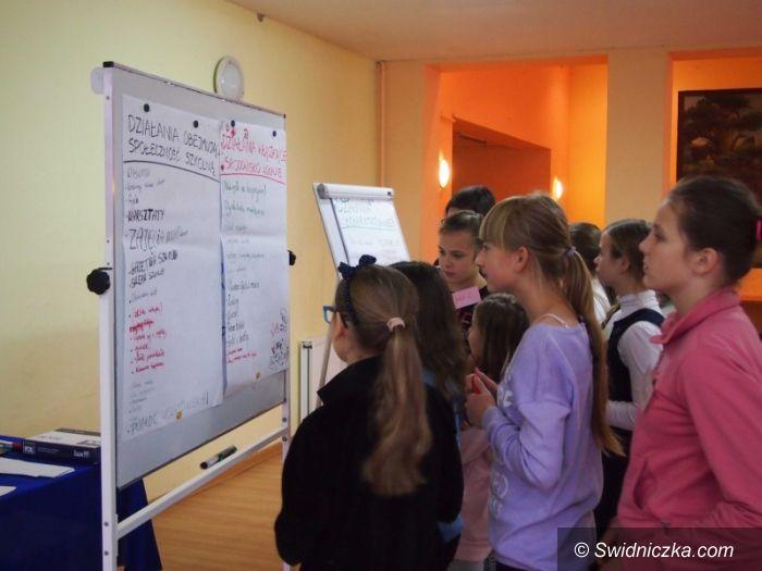 Witoszów Dolny: Uczą się samorządności
