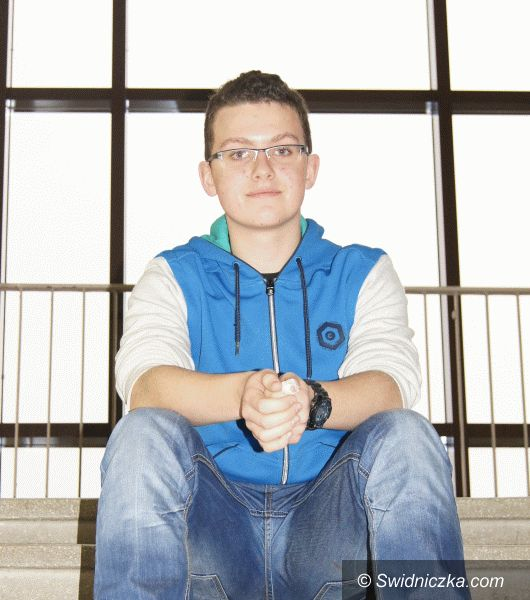 Świdnica: Uczeń Gimnazjum nr 1 w Świdnicy jedynym finalistą z naszego miasta