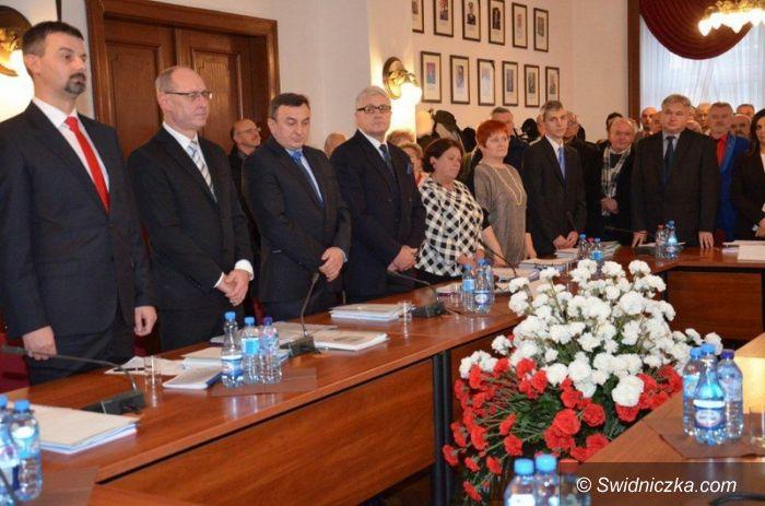 Strzegom: I sesja Rady Miejskiej w Strzegomiu kadencji 2014–2018