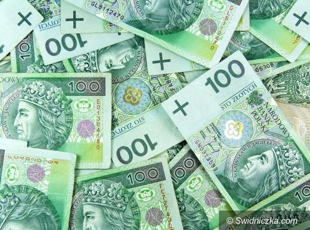 Świebodzice: Pieniądze dla organizacji