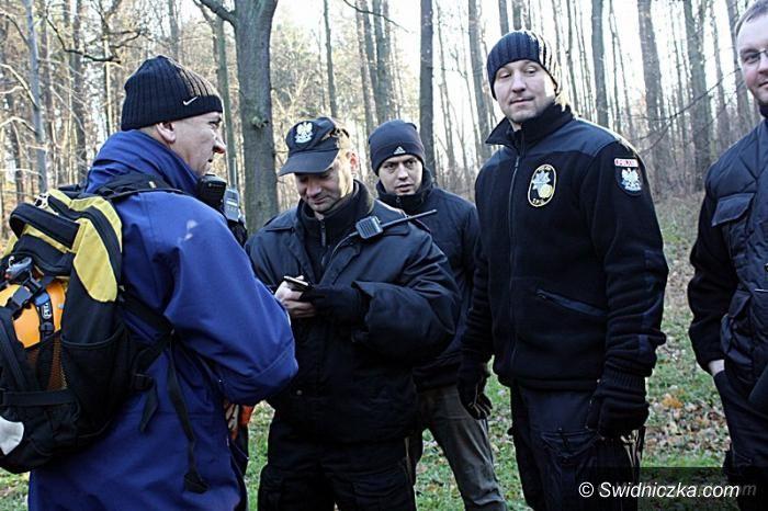 Region: Ćwiczenia służb mundurowych w Książu