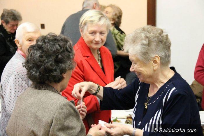 Świebodzice: Opłatkowe spotkanie u Emerytów