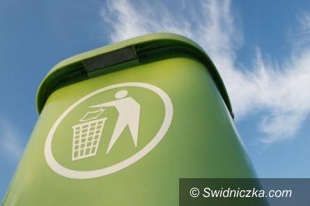 Świdnica: Będą konsultacje w sprawie opłat za odbiór śmieci z nieruchomości niezamieszkałych